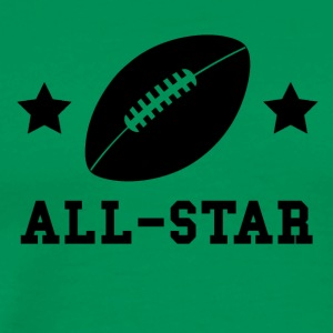 Football All Star - Men's Premium T-Shirt