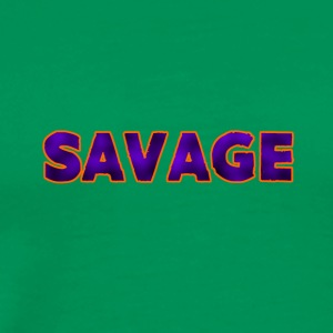 Savage Purple - Men's Premium T-Shirt