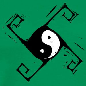 Yin & Yang - Men's Premium T-Shirt