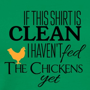 Chickens lover - Men's Premium T-Shirt