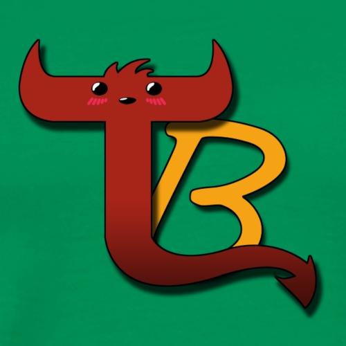 TazariB Logo - Men's Premium T-Shirt