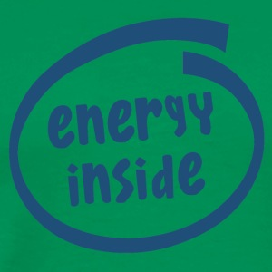 1816C energy inside - Men's Premium T-Shirt
