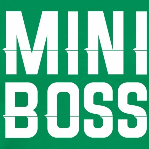 Mini Boss - Men's Premium T-Shirt