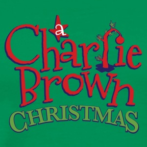 A Charlie Brown Christmas - Men's Premium T-Shirt