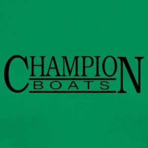 champion-boats_black - Men's Premium T-Shirt
