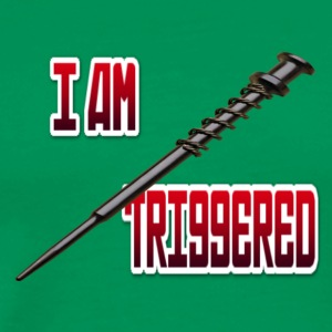 I am triggered - Men's Premium T-Shirt