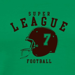 SUPER LEAGUE FOOTBALL - Men's Premium T-Shirt