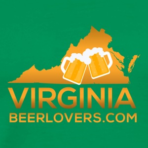 Virginia Beer Lovers - Men's Premium T-Shirt