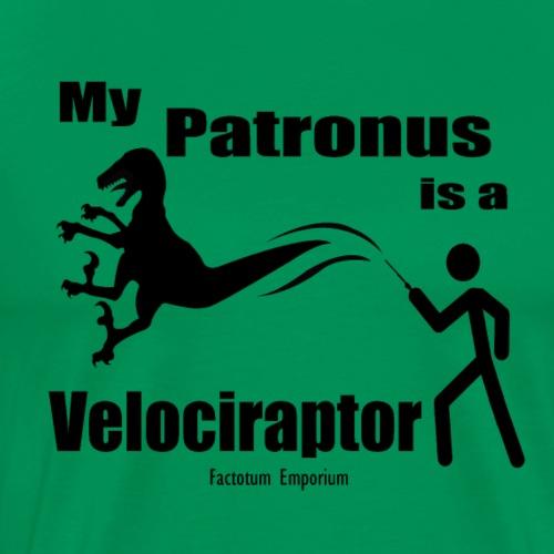 Raptor Patronus - Men's Premium T-Shirt