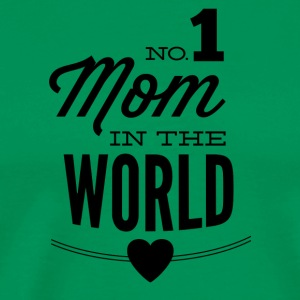 NO_1_mom_in_the_world-01 - Men's Premium T-Shirt