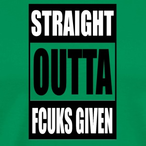 Outta Fucks Given - Men's Premium T-Shirt