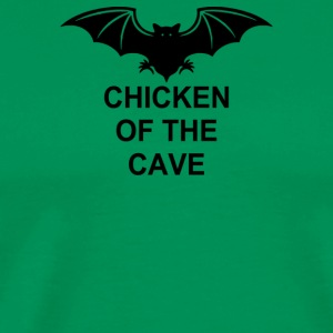 Chicken Of The Cave - Men's Premium T-Shirt