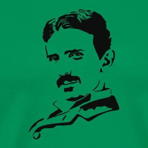 Nikola Tesla - Men's Premium T-Shirt