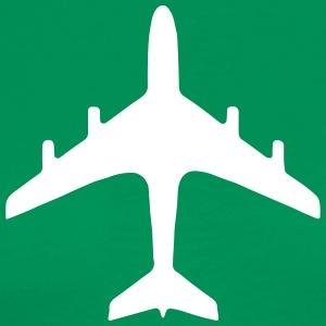 traffic signs - airport - Men's Premium T-Shirt