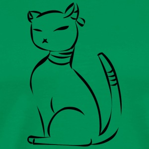 bastet - Men's Premium T-Shirt
