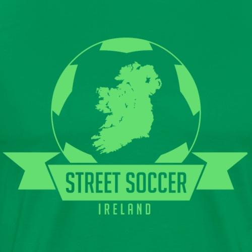 Street Soccer Ireland - Men's Premium T-Shirt