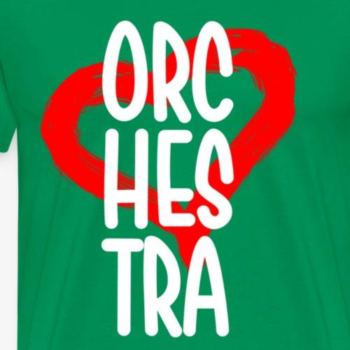 Love Orchestra - Men's Premium T-Shirt