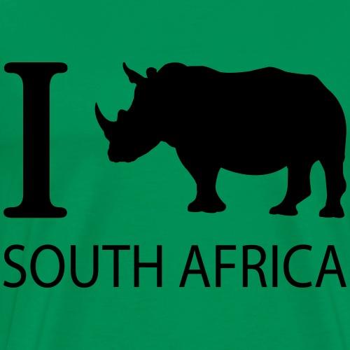 I love South Africa - Men's Premium T-Shirt