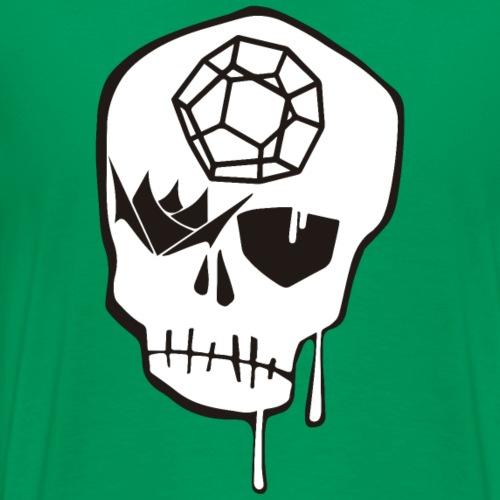 Padang Skull - Men's Premium T-Shirt