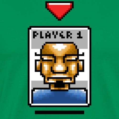 Player One - Men's Premium T-Shirt