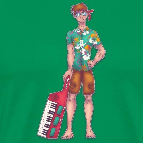 Wendal The Weed Wizard - Men's Premium T-Shirt