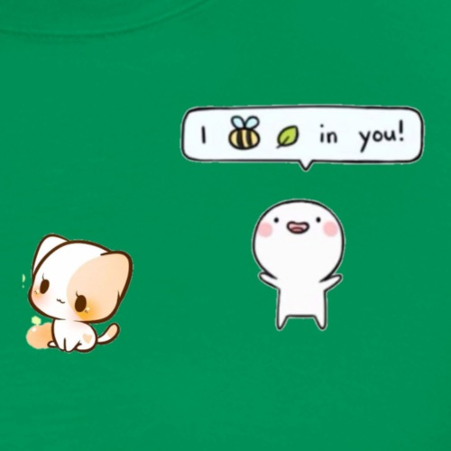 I believe in you - Men's Premium T-Shirt