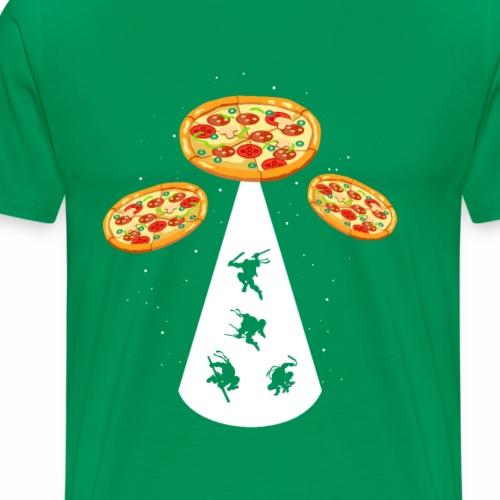 UFO Pizza Ninjas