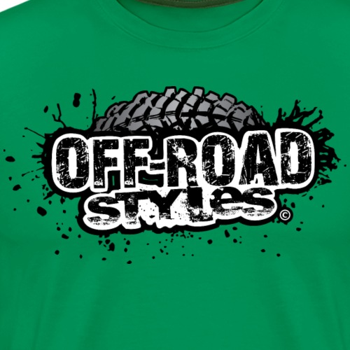 Off-Road Quad Maniac - Men's Premium T-Shirt