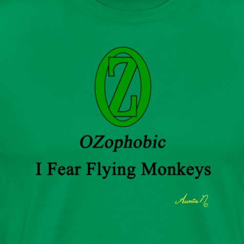 0131 OZophobic - Men's Premium T-Shirt