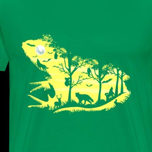 Frog Forest - Men's Premium T-Shirt