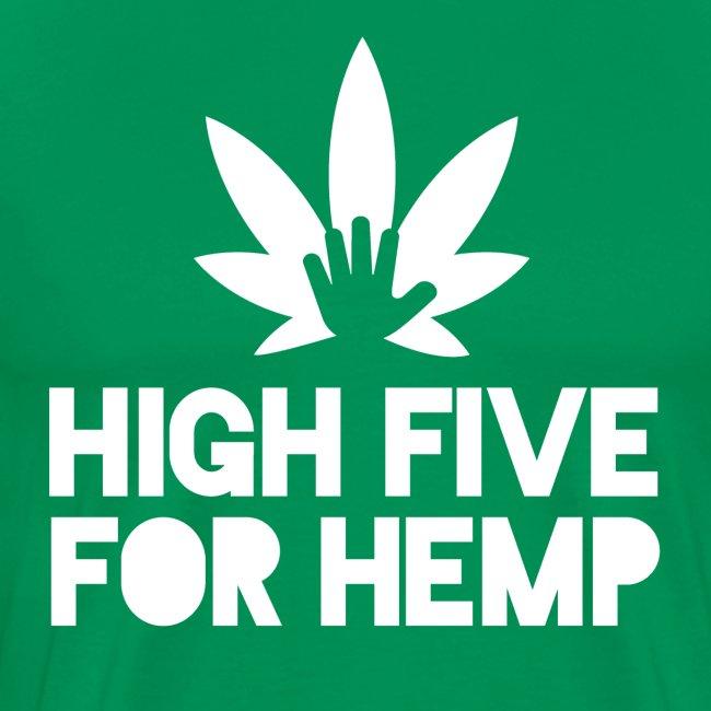 High Five for Hemp