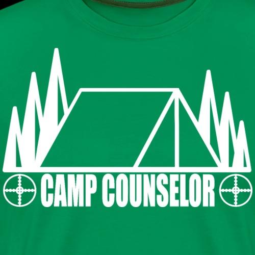 Camp Counselor - Men's Premium T-Shirt