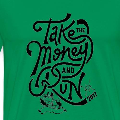 moneybig - Men's Premium T-Shirt