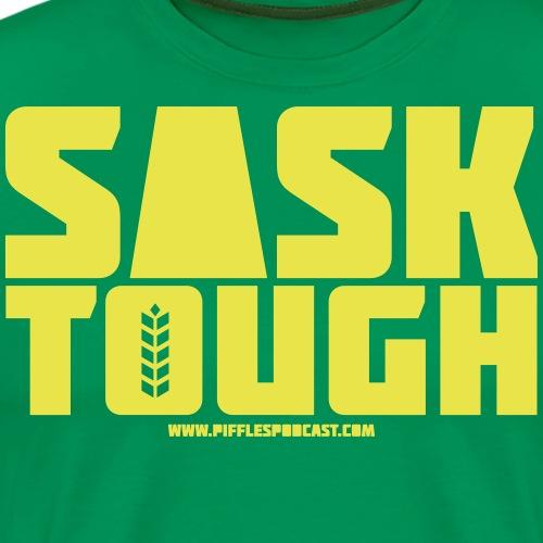Sask Tough - Men's Premium T-Shirt