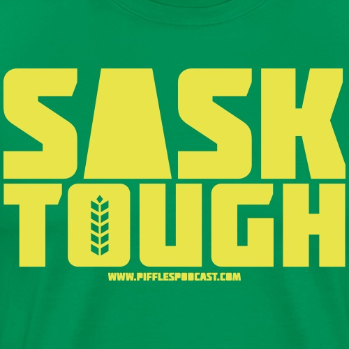 Sask Tough - Men's Premium T-Shirt