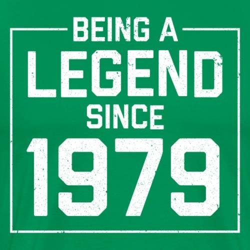 Being a legend since 1979 - Men's Premium T-Shirt