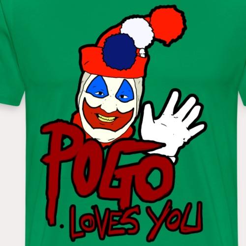 pogolove - Men's Premium T-Shirt