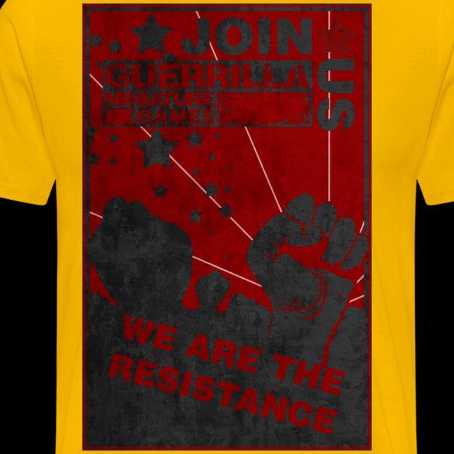 GMG Resistance Poster