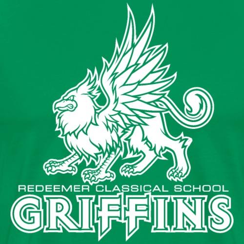 Pouncing Griffin