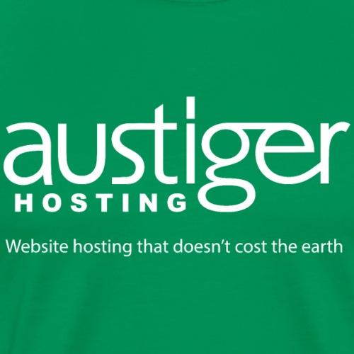 Austiger Hosting - Men's Premium T-Shirt