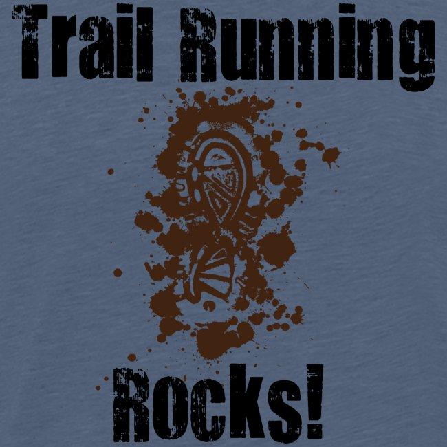 TRAIL RUNNING ROCKS