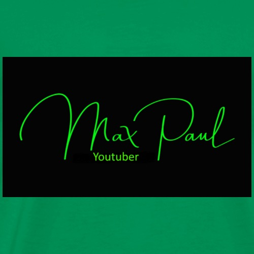 Max Paul Youtuber - Men's Premium T-Shirt