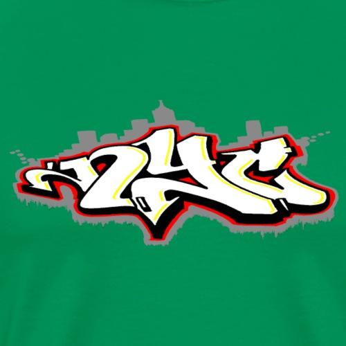 NYC GRAFF - Men's Premium T-Shirt