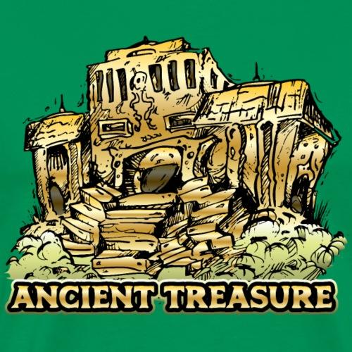 Ancient Treasure - Men's Premium T-Shirt