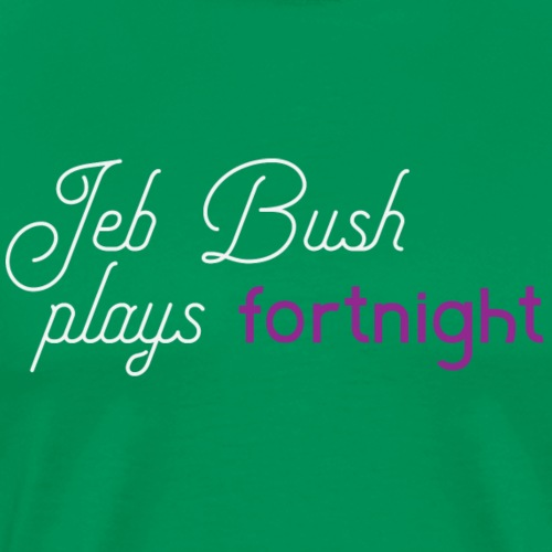 Fortnight Jeb - Men's Premium T-Shirt