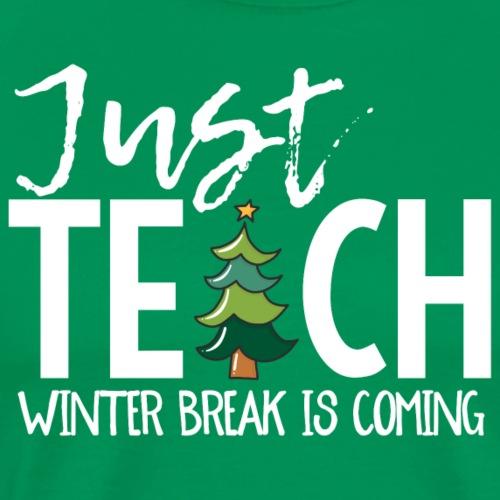 Just Teach Winter Break