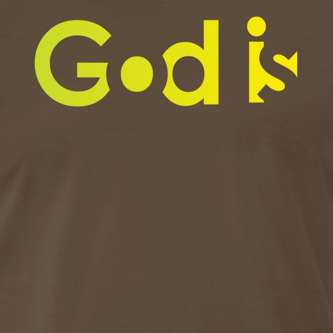 GOD IS #7