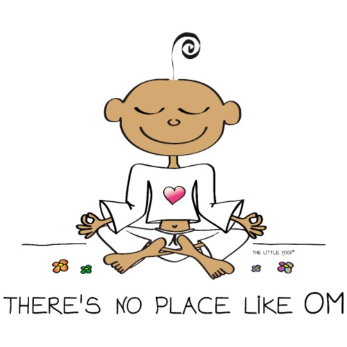 There is no place like OM - Men's Premium T-Shirt