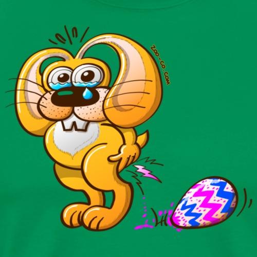 Painful Easter Bunny Job - Men's Premium T-Shirt