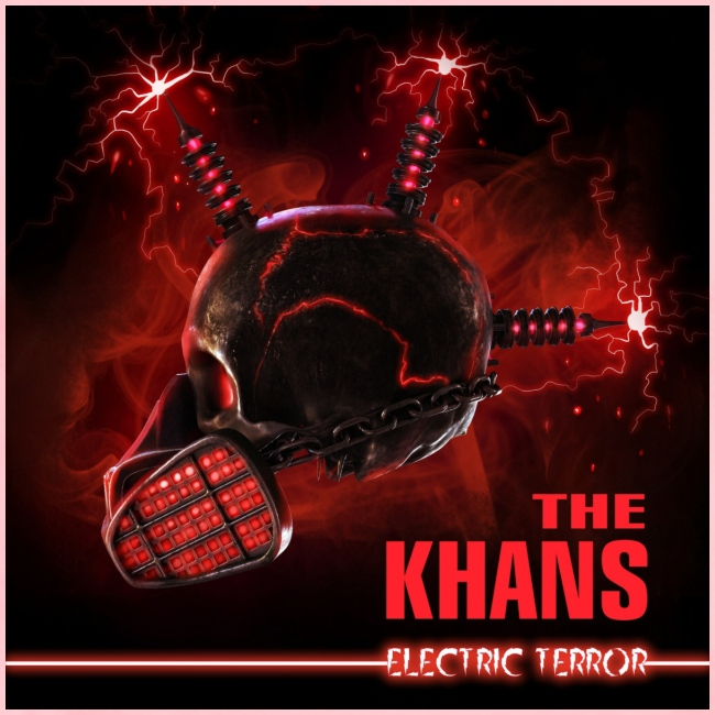 Electric Terror (Red)